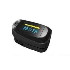 Zytel A2 Black Fingertip Pulse Oximeter with TFT Display