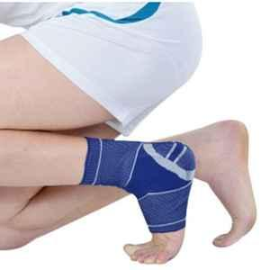Malleogrip Small Knitted Knee Brace (Left), 0925-002