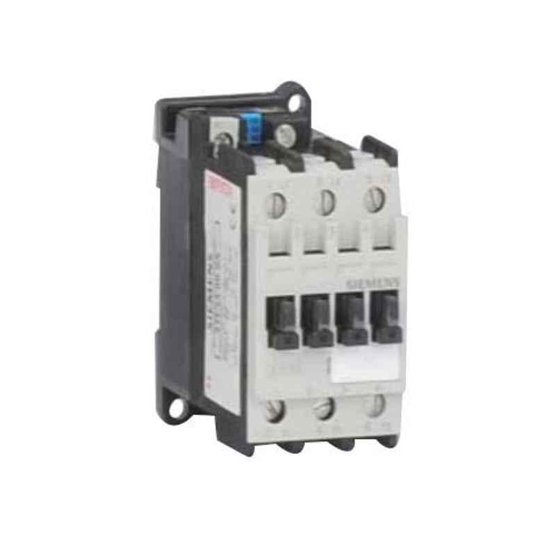 Siemens Sicop 16A 110V Triple Pole Contactor, 3TF32000AF0
