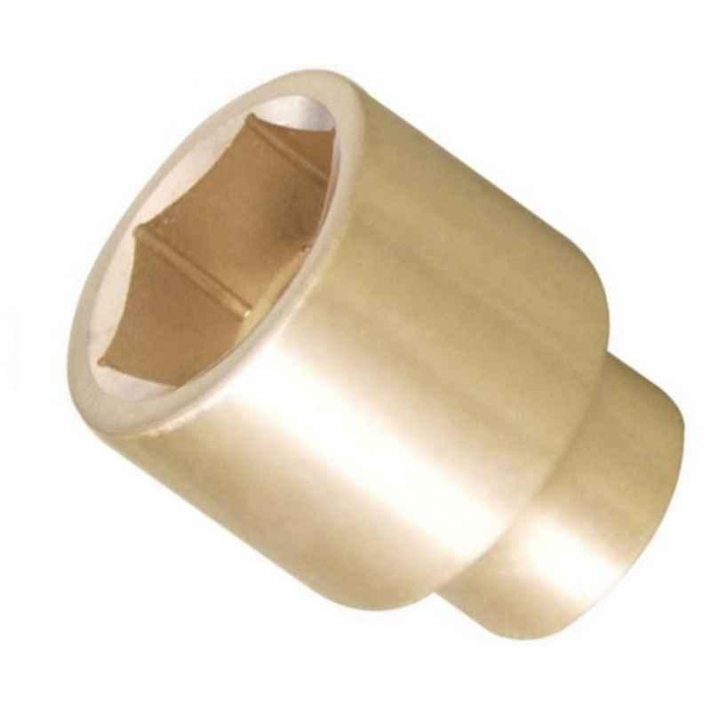 Hi-Tech 1/2 Inch 9mm Non Sparking Square Drive Socket, 114-9