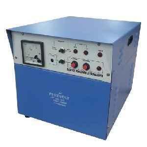 Purevolt Air Cooled Servo Voltage Stabilizer, 195-270V 10 kVA 1P