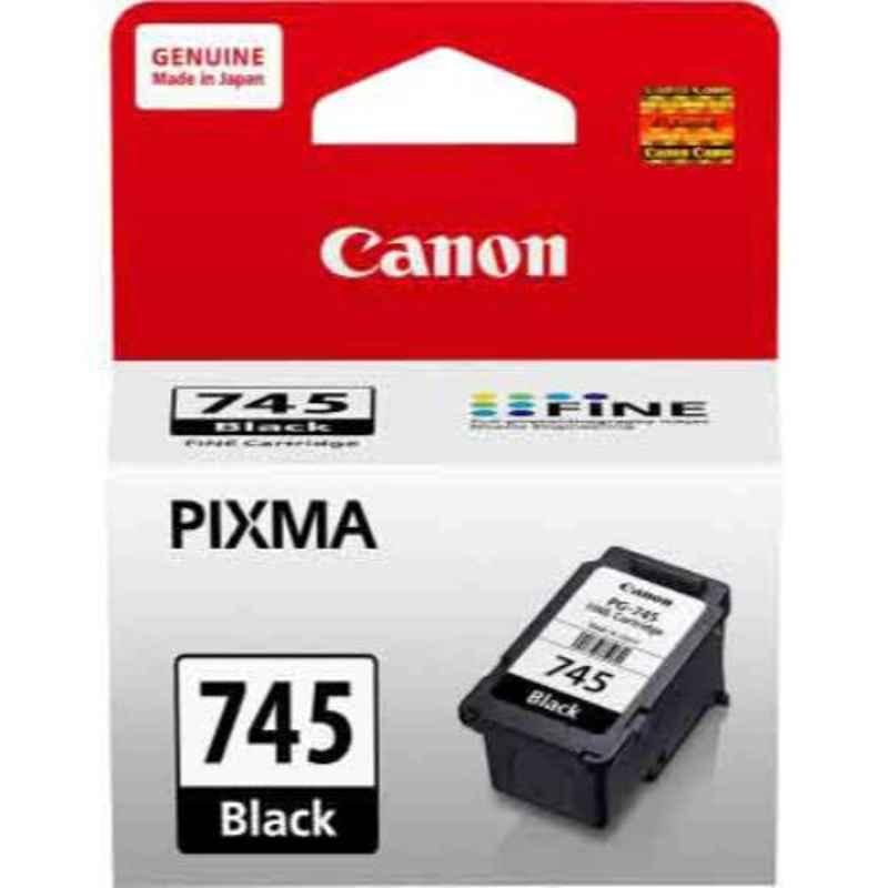 Canon Pixma PG-745 Black Ink Cartridge