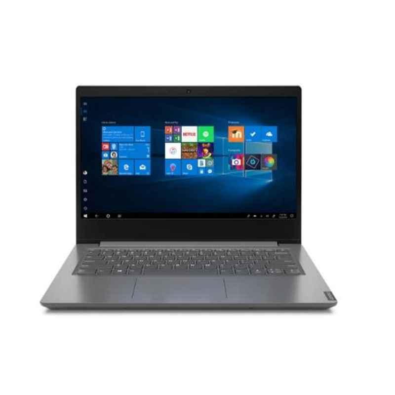 Lenovo V14 Intel Core i5 10th Gen 4GB/1TB HDD/DOS & 14 inch HD Display Thin & Light Grey Laptop,  with 1 Year ADP Warranty 82C40104IH