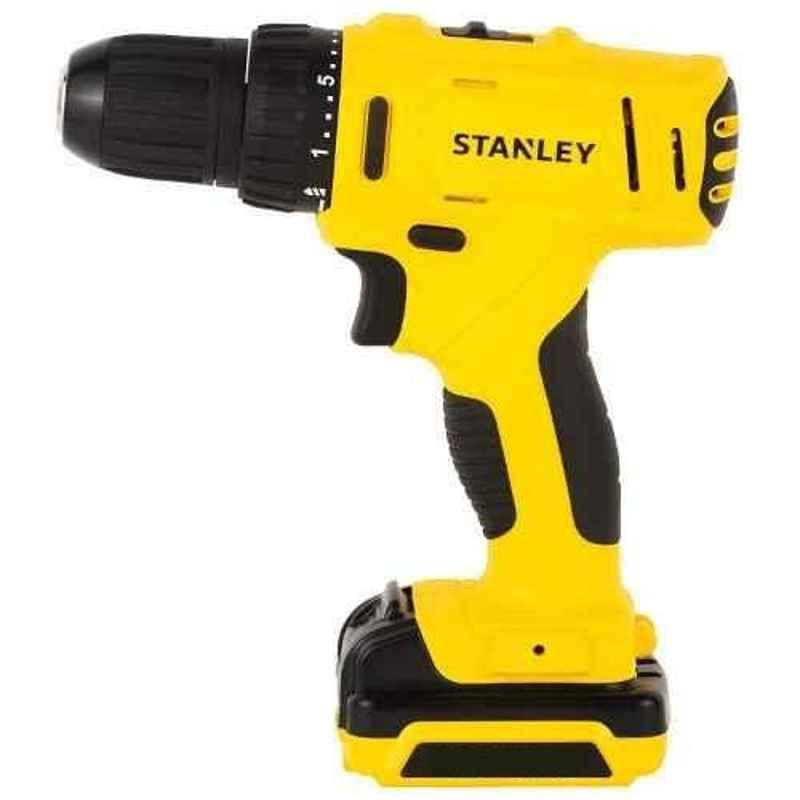 Stanley 12V Cordless Compact Drill Driver, SCD121S1-IN