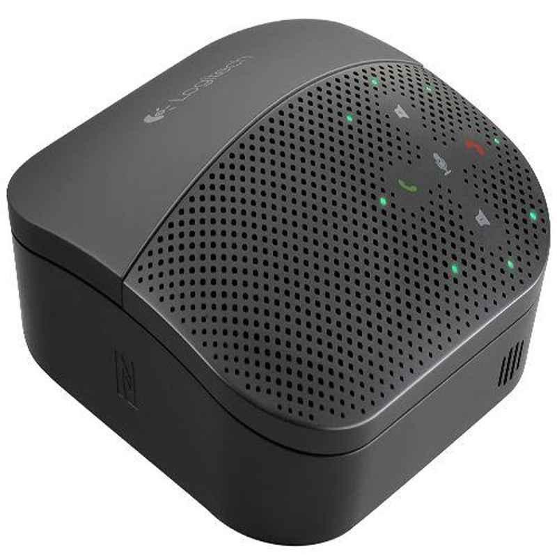 Logitech P710e Black Portable Speaker, 980-000741