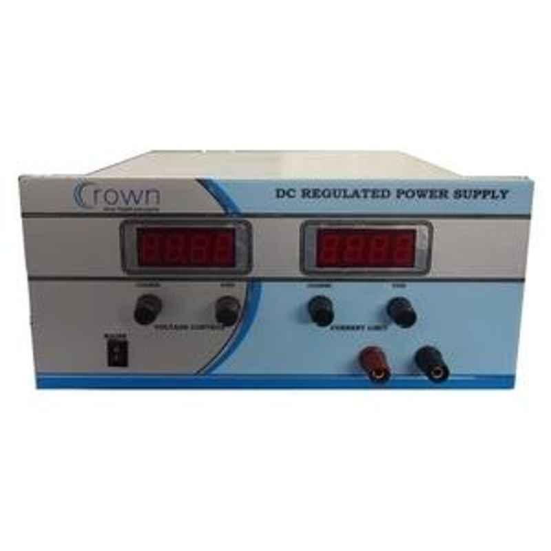 Crown 128 V 10 A Single Output DC Regulated Power Supply CES 513
