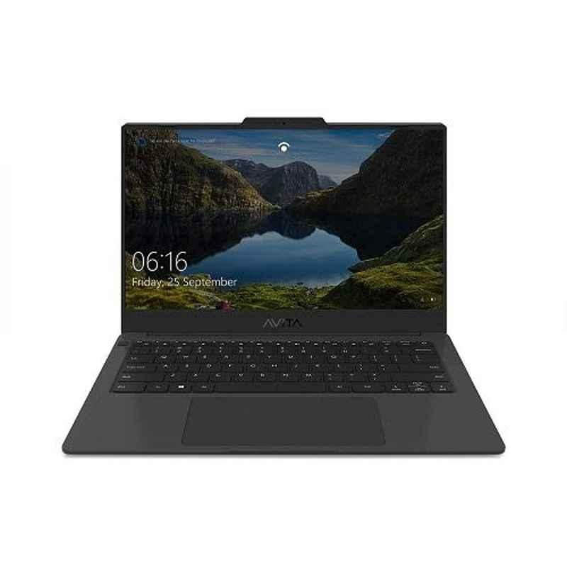 AVITA LIBER AMD Ryzen 5-3500U/8GB DDR4/512GB HDD & 14 inch Display Infinite Black Laptop with 2 Years Warranty, NS14A8INV561-IBA