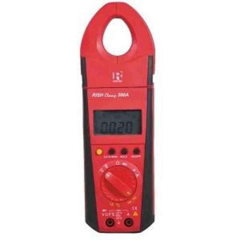 Rishabh Rish Clamp 300A Digital AC Clamp Meter 300 A 1000 V