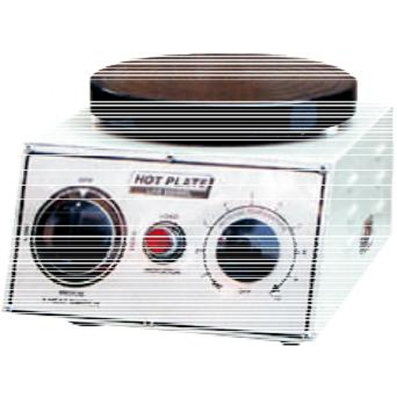 Labpro 131 Double Round Two Plates of 20cm Dia Hot Plate