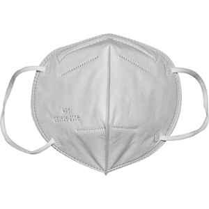Nova Safe N95 White Respiratory Mask without Filter (Pack of 5)