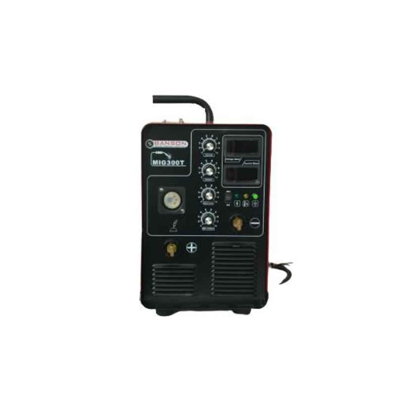 Banson 300A Single Phase MIG Welding Machine, MIG 300
