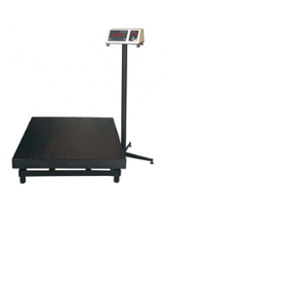 Excell 1000kg 1000x1000mm Platform Electronic Weighing Scale, AH-1000