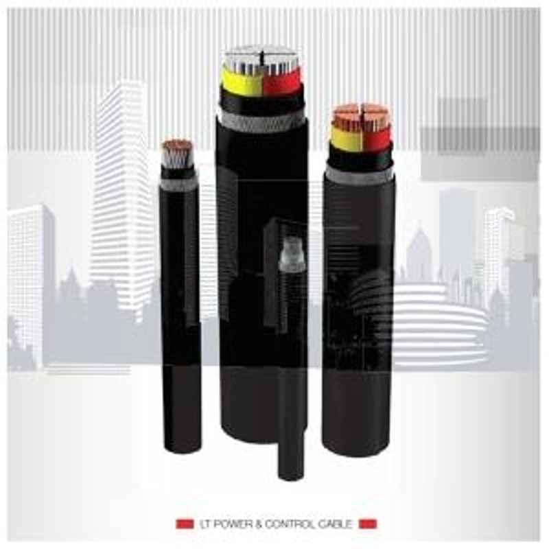 Havells Copper Unarmoured 2XYLT Power Cables 2 Core 120 Sq.mm