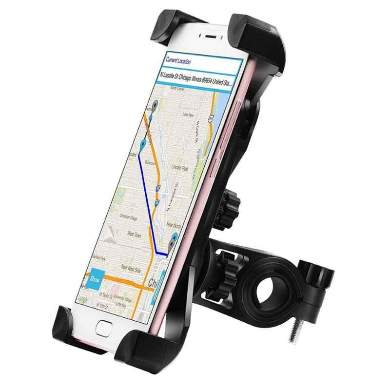 Strauss Black Plastic Bicycle Mobile Holder, ST-1346