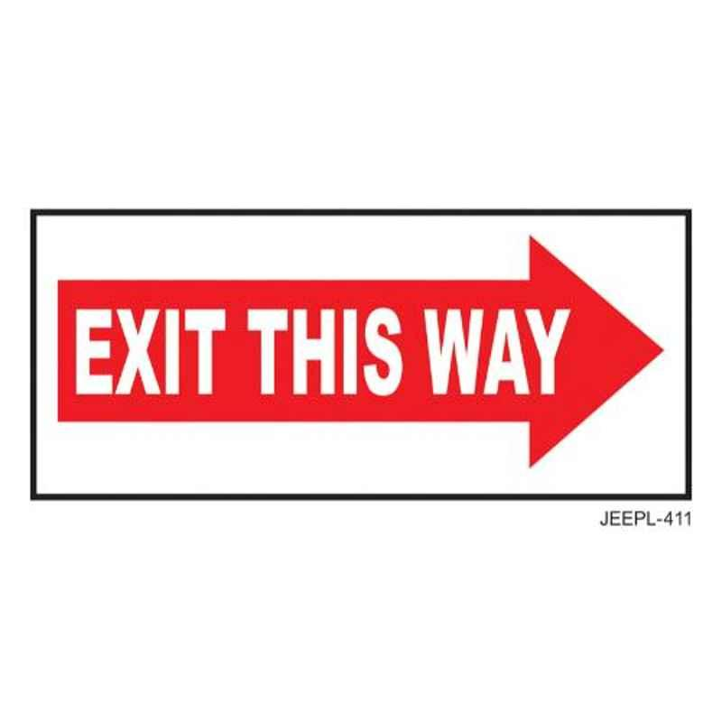 Jeepl Exit this Way Sticker, jeepl-411