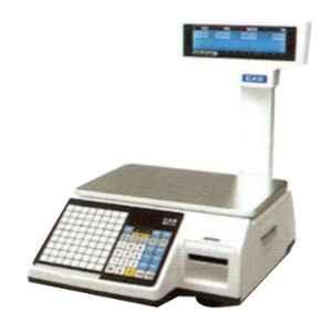 Cas CL-3000-B 30kg Digital Networking Bar Code Scale