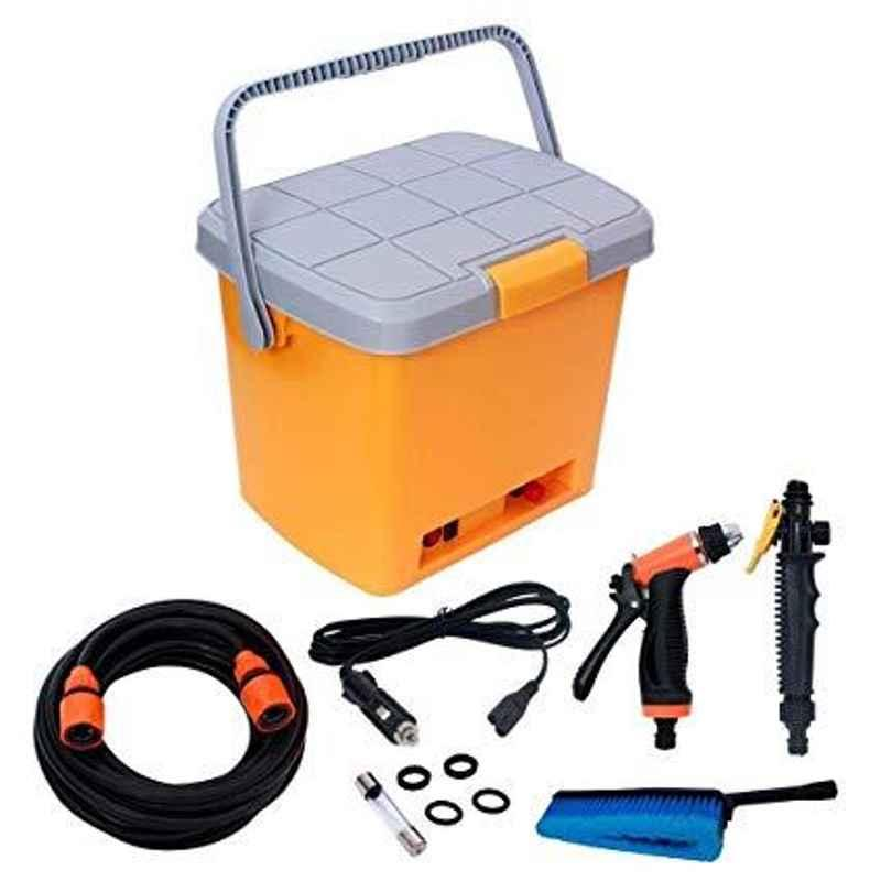 iWash 16L Electric Portable Pressure Car Washer