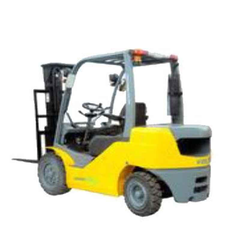 Voltas 2500kg 2 Stage Automatic Diesel Powered Forklift, DVX 25 KAT BC HVM