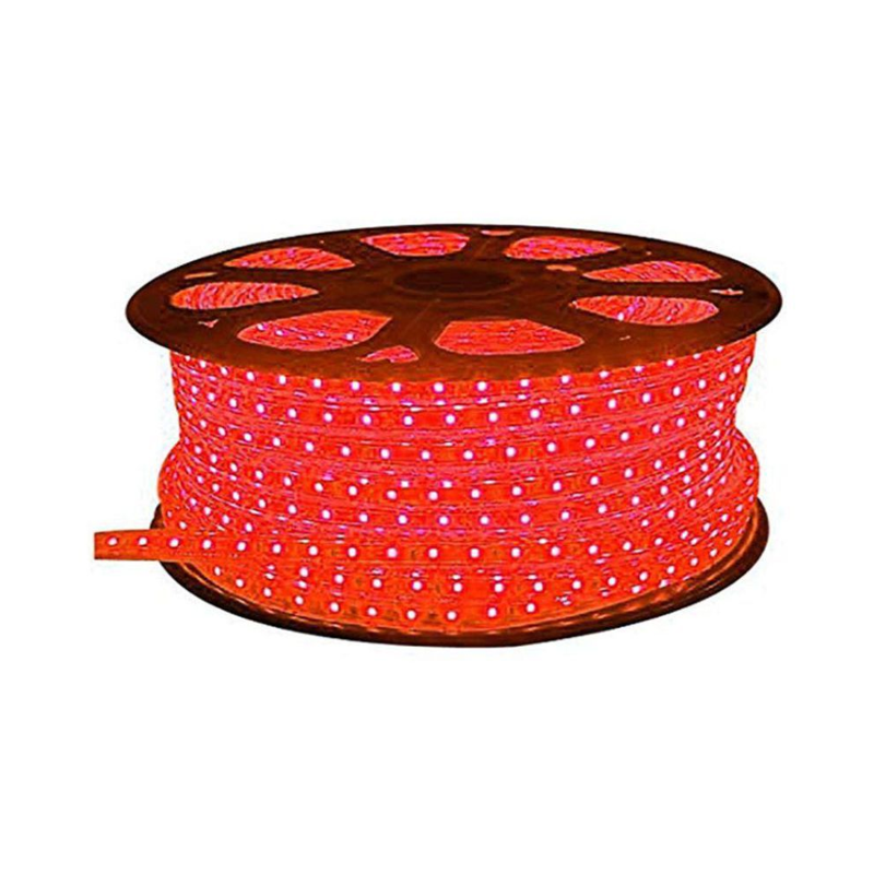 Ever Forever 4m Red Colour Waterproof SMD Rope Light