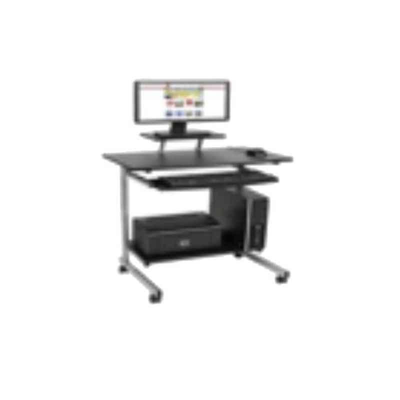 Suwas 80x40x90cm Steel & Wood Desktop Table, SU-DESKT-009