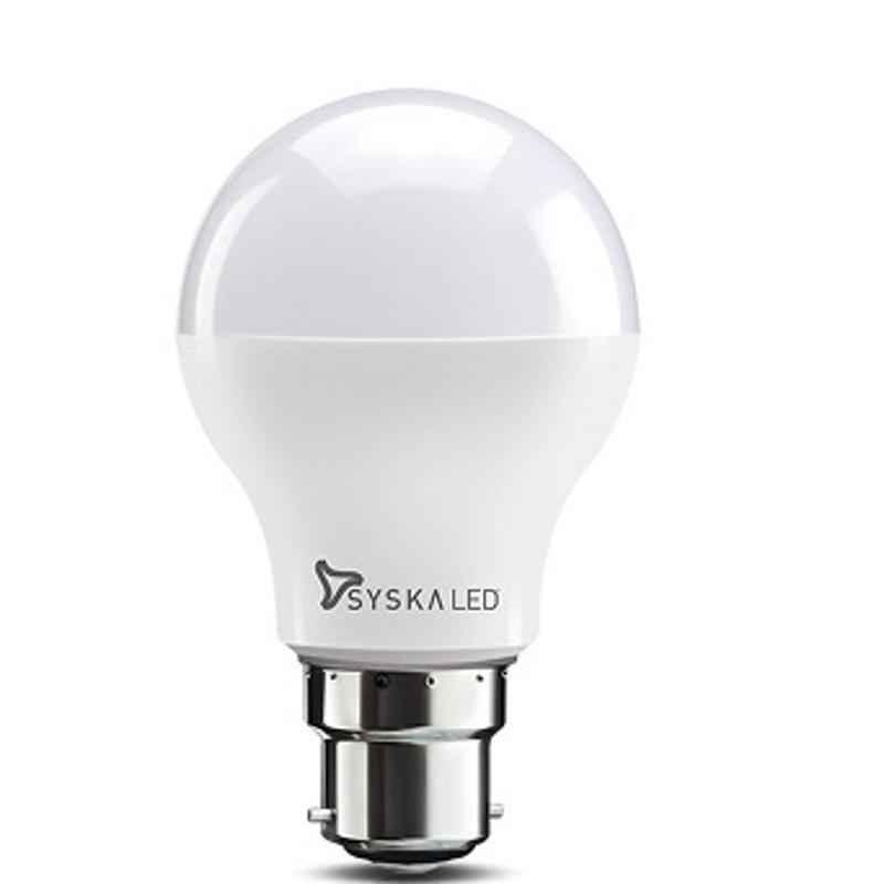 Syska SSK-SRL-9W B-22 LED Bulb