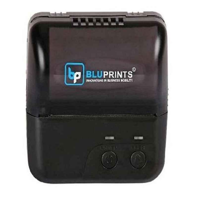 BluPrints BPMR3-BT 3 inch 80mm Bluetooth & USB Enabled Mobile Thermal Receipt Printer