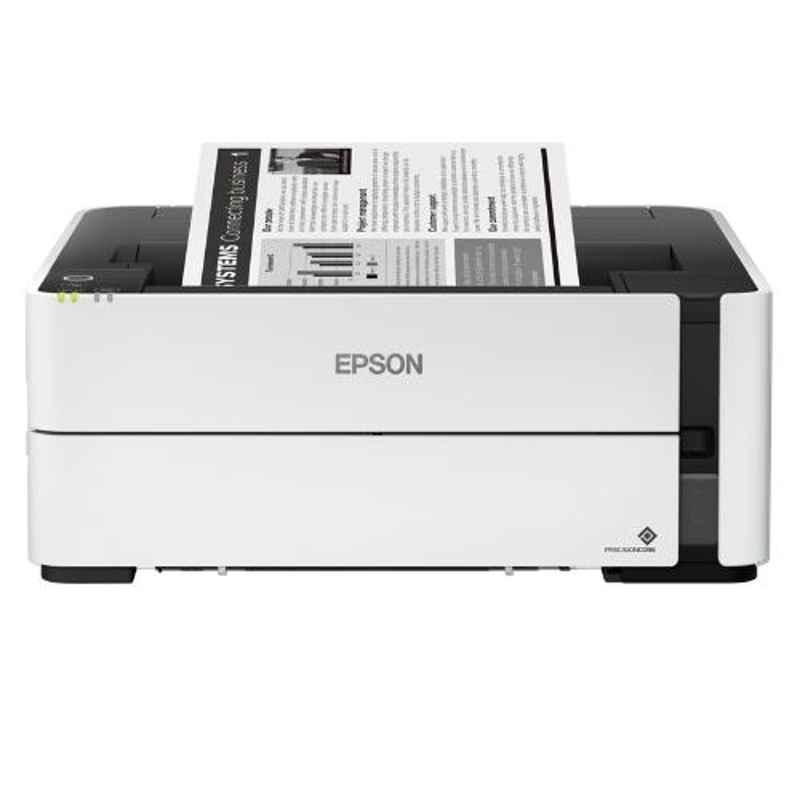 Epson M1170 Ecotank Monochrome Wi-Fi Ink Tank Printer
