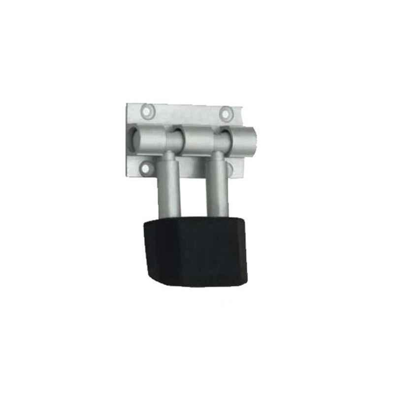 Smart Shophar 3 inch Stainless Steel Silver Rolex Door Stopper, SHA40ST-ROLX-SL03-P1