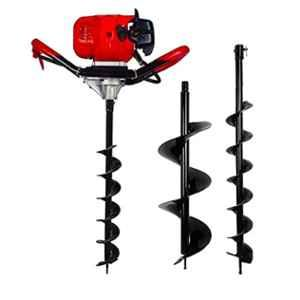 NFE 28mm 52CC 2 Stroke Petrol Earth Auger with Bit, NFE-2EA