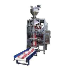 NRS Mild Steel Automatic Pouch Packing Machine, Voltage: 220-280 V