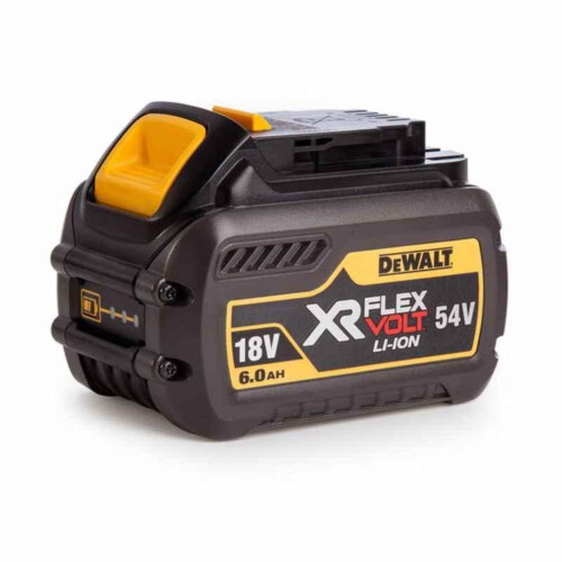 Dewalt 54V 6.0Ah Li-Ion Flexvolt Battery, DCB546