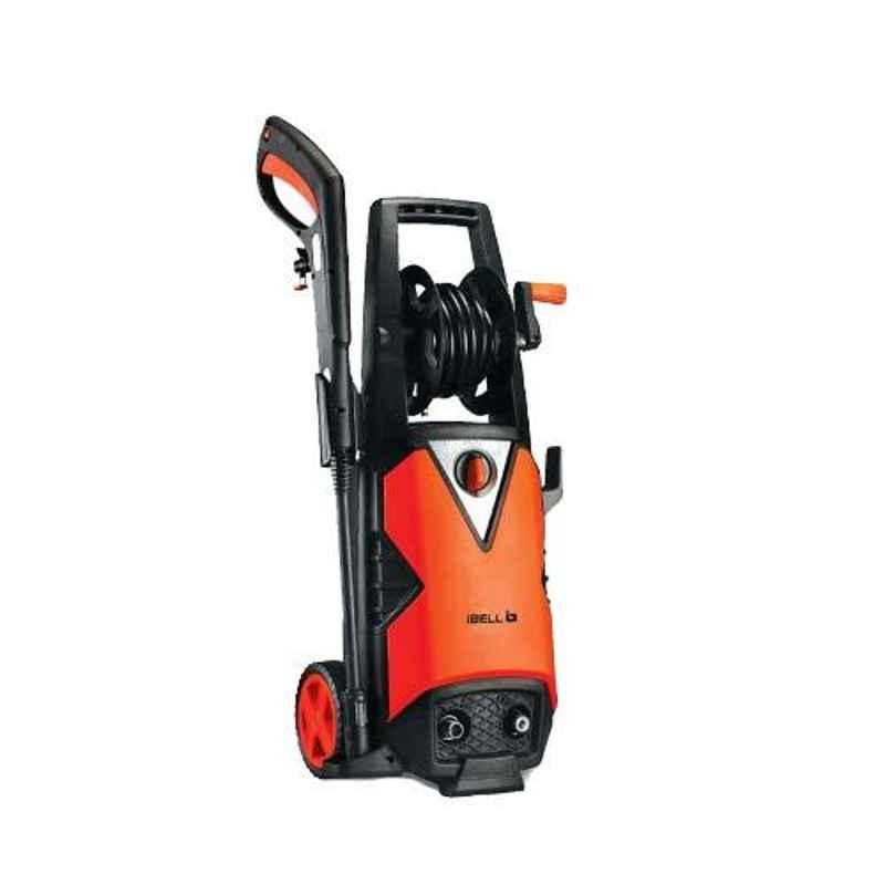 iBELL Wind-79 Pro 1900W Black & Orange Pressure Washer