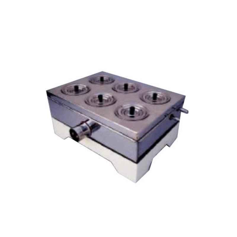Labpro 113 8L 300x250100mm Stainless Steel 113Labpro 113 Water Bath Rectangular Single Wall