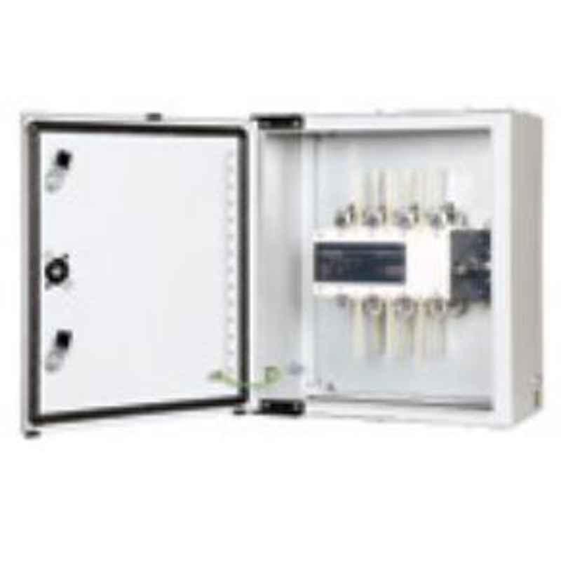 Socomec 200A 4Pole Enclosed Switch Load Breaker, 26E14020A