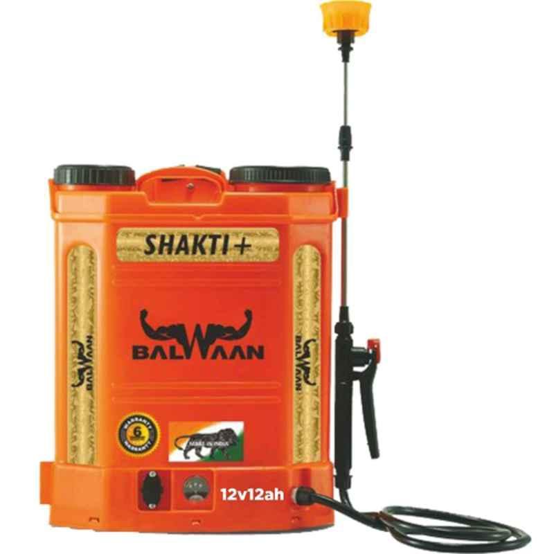 Balwaan 18L 12V Battery Operated Knapsack Sprayer Pump, MTAK-BA-SP-721