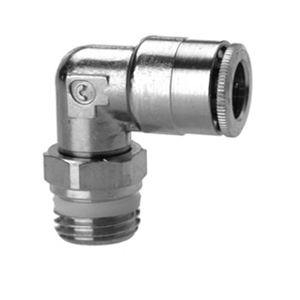 Camozzi Series 6000 6mm Elbow Connector, S6520 6-1/4