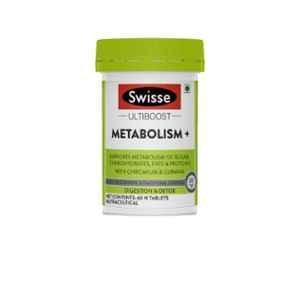 Swisse 60 Pcs Ultiboost Metabolism Plus Tablets, HHMCH9500300602