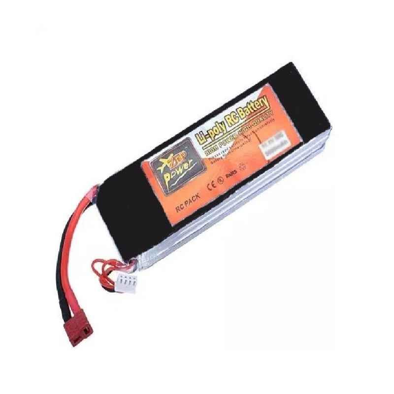 Zop Power 3300mAh Lithium Polymer RC Battery (Pack of 5)