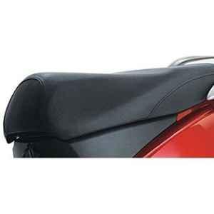 SCORIA Black Scooty Seat Cover for Honda Activa 4G/5G