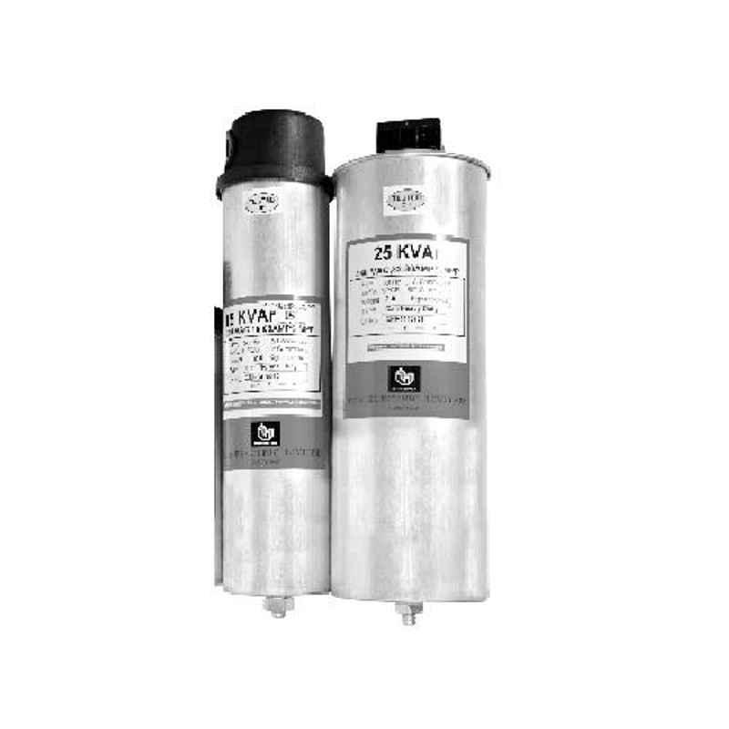 BCH 440V Heavy Duty Can MPP Capacitor, BCHMCH025B