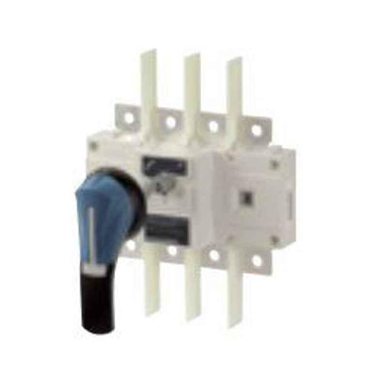 Socomec 125A 4Pole Kit Type 2 Open Execution Load Breaker Switch, 26K24011A