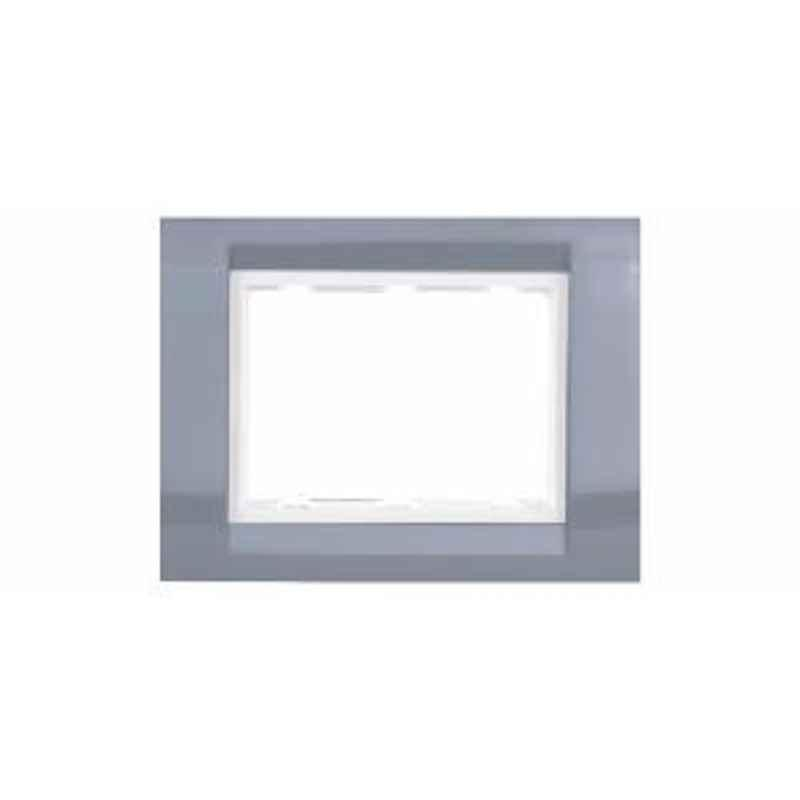 Anchor Roma Glossy Plate With White Base Frame 30271AG