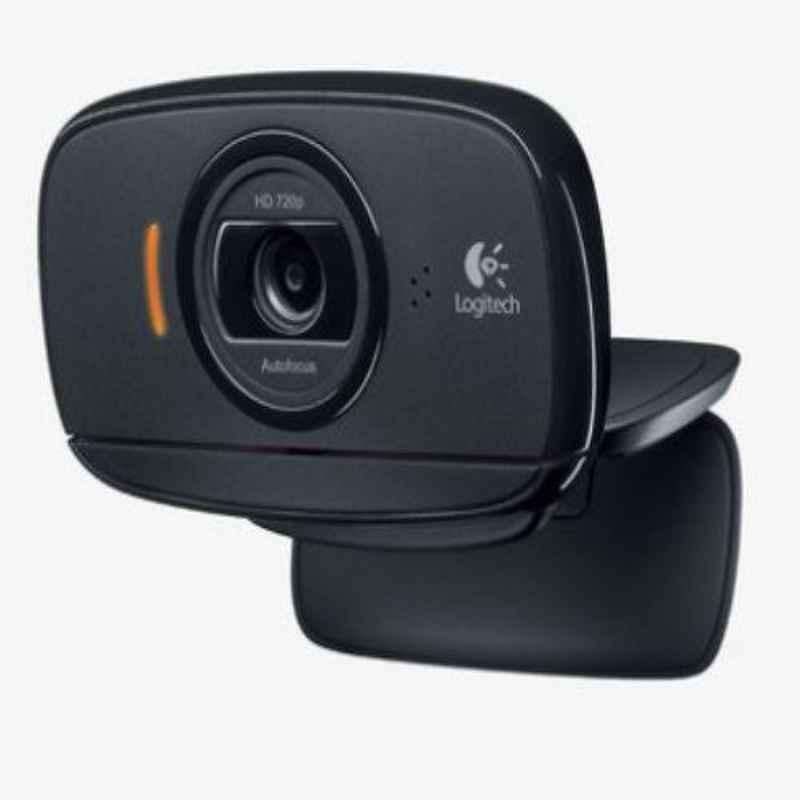 Logitech C 525 Black HD Webcam