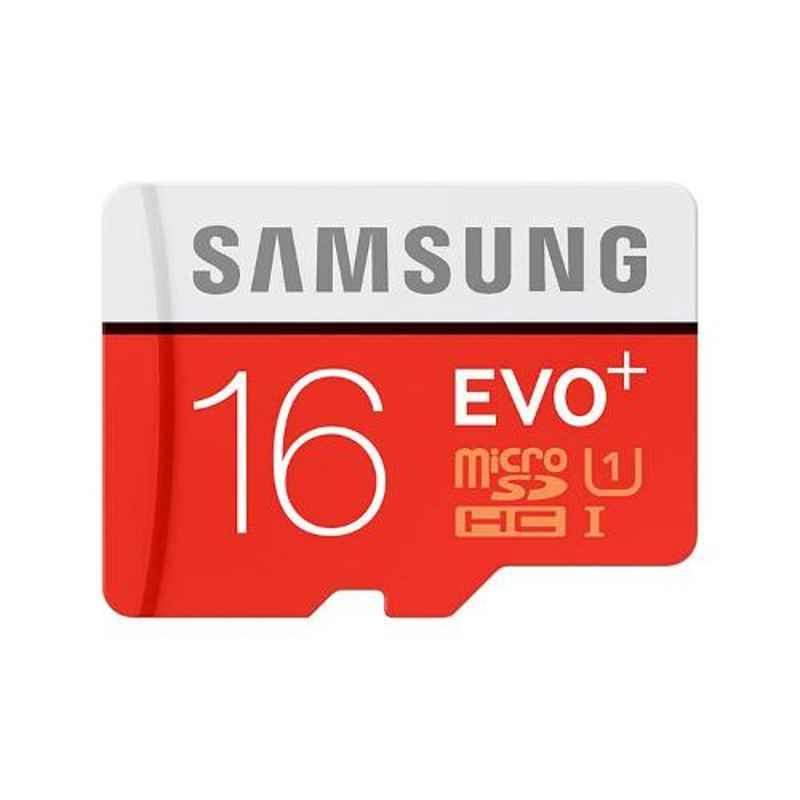 Samsung Evo Plus 16GB UHS-I Memory Card