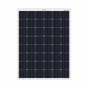 Bluebird 250W 24V Monocrystalline Solar Panel, BBS24MF250