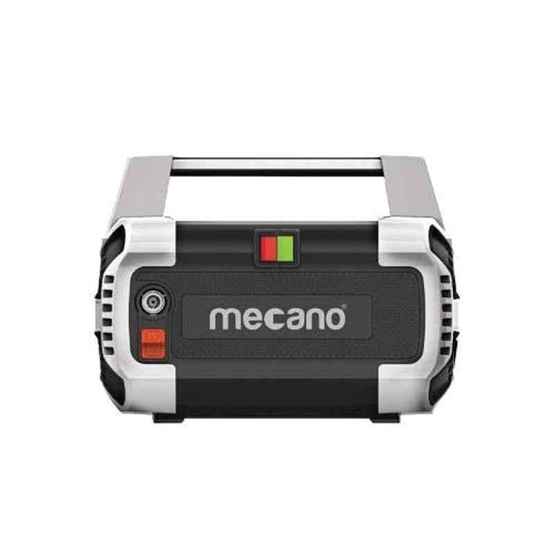 Mecano Hydrojet 1600W Black & Grey Car Pressure Washer