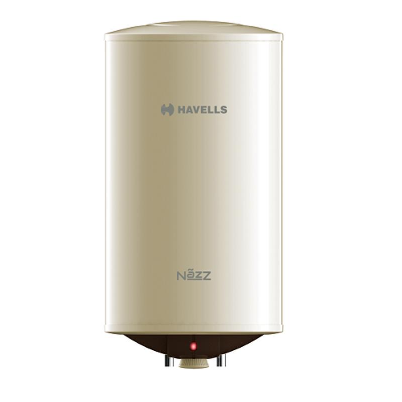 Havells Nazz 15L Ivory Brown Storage Water Heater, GHWENZTIB015