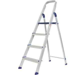 Champion 150kg 4 Steps Carbon Aluminium Alloy Step Ladder with Platform