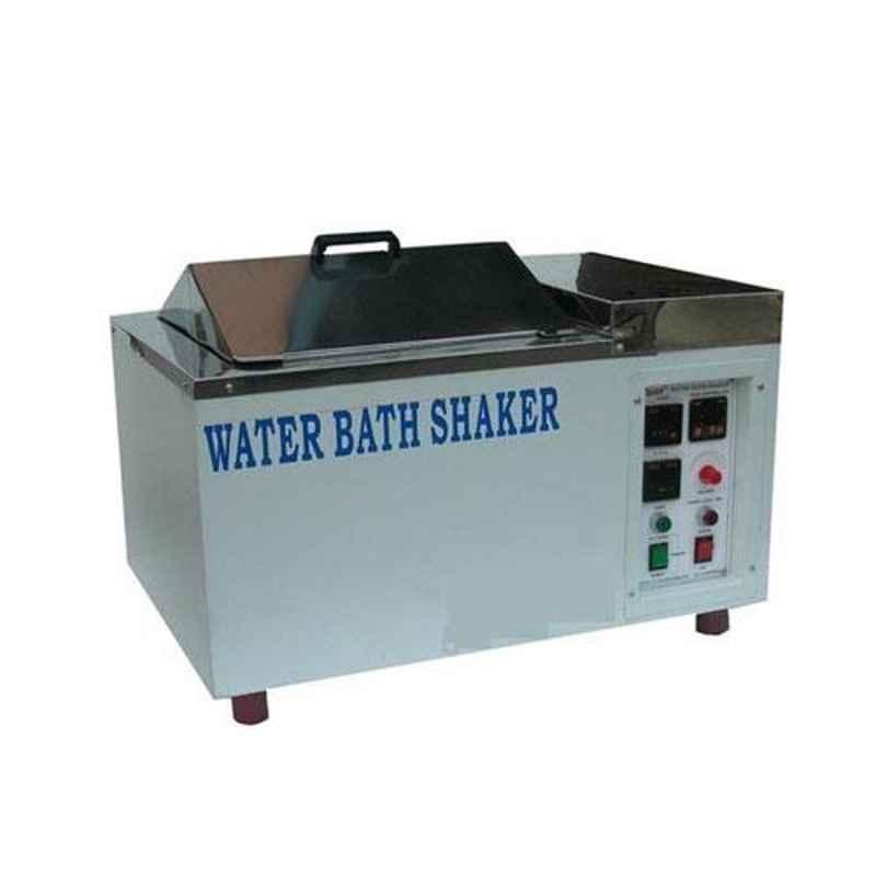 U-Tech 275x275x150mm 100 deg C Water Bath Metabolic Incubator Shaker, SSI-135