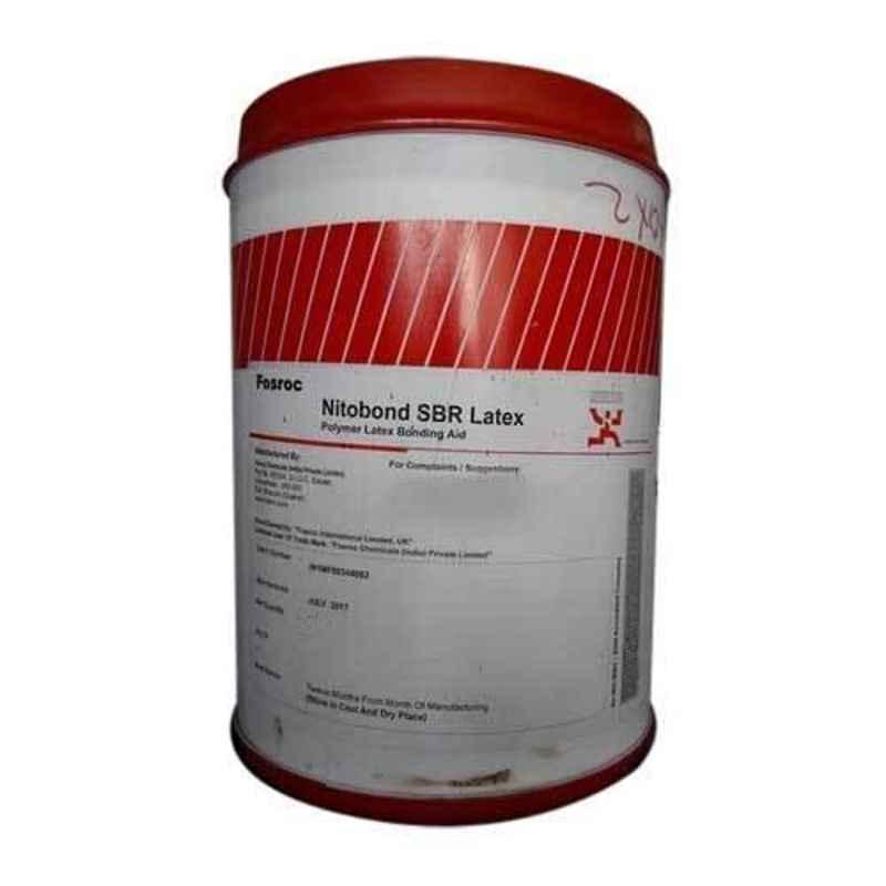 Fosroc Nitobond 20L SBR Latex Based Bonding Agent